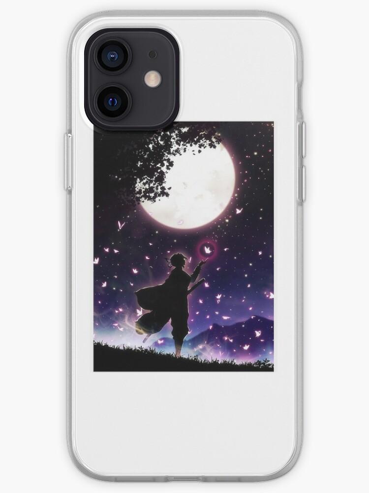 Shinobu Kochou Demon Slayer Wallpaper Iphone Case Cover By Philqui Redbubble