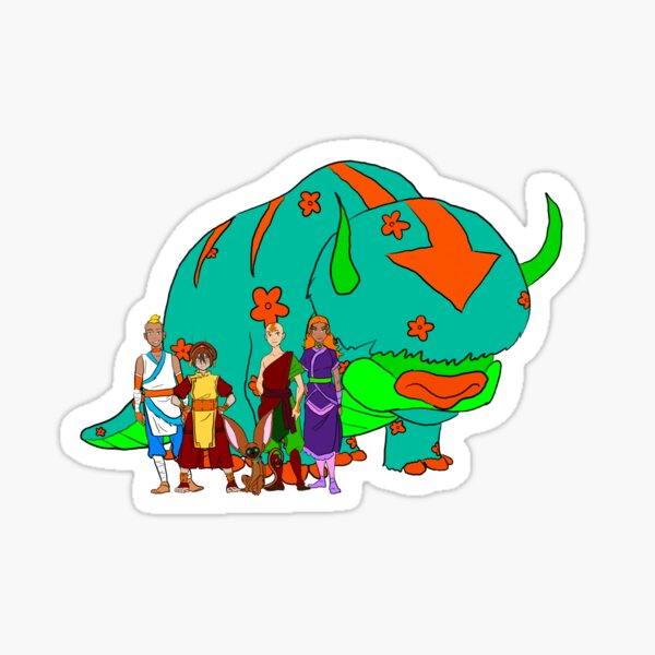 Scooby Gaang Sticker