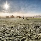 A Frosty Start by Geoff Carpenter