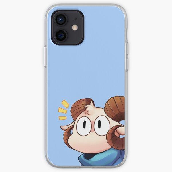 Jschlatt Sheep pfp iPhone Soft Case