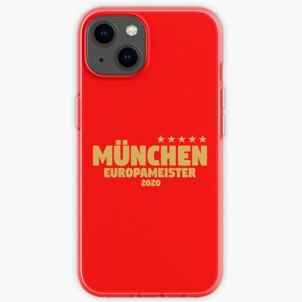München Europameister 2020 iPhone Flexible Hülle