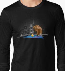 chaingun-teddy has leisure T-Shirt