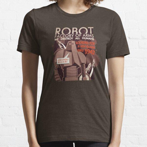 Asimov sucks Essential T-Shirt