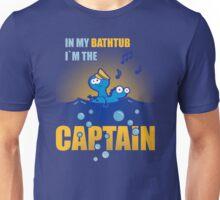 bathtub-captain Unisex T-Shirt