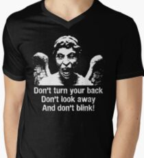 Weeping Angel, Don't Blink... T-Shirt