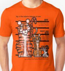 Bigness of cats top Unisex T-Shirt