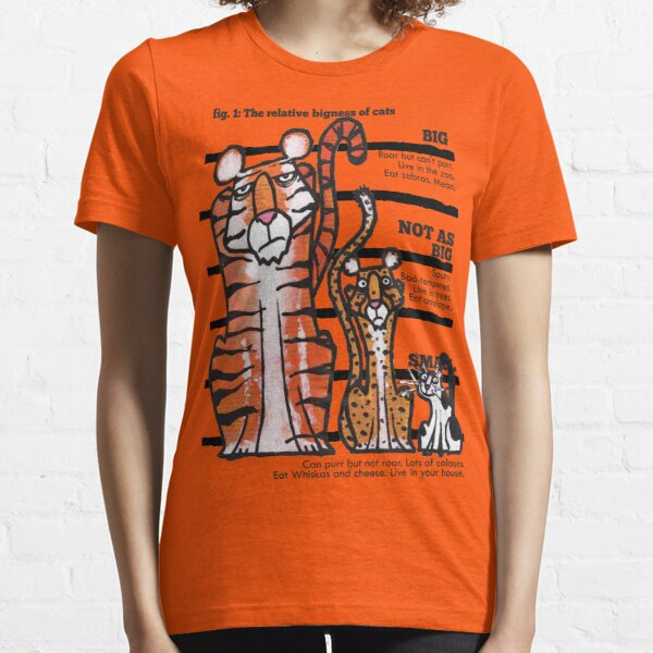 Bigness of cats top Essential T-Shirt