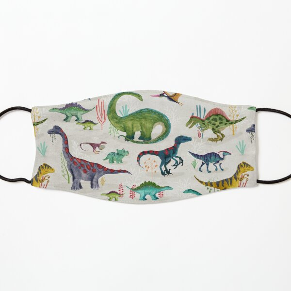 Dinosaures brillants Masque enfant