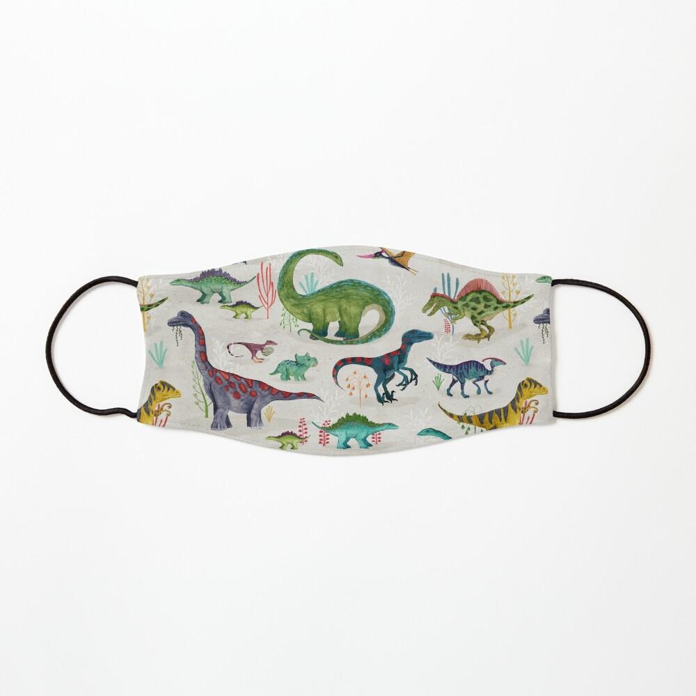 Bright Dinosaurs Mask