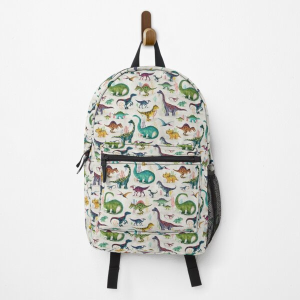 Bright Dinosaurs Backpack