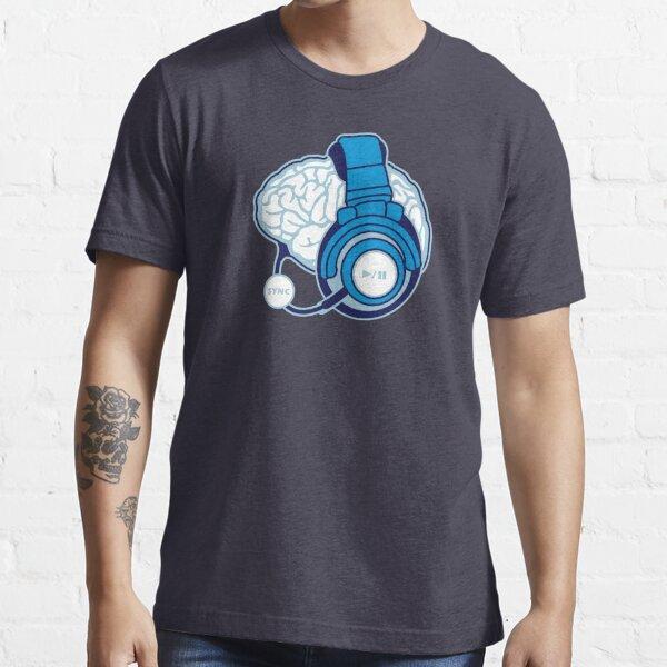 Brain-Sync Essential T-Shirt