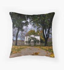 Grignon Mansion Throw Pillow