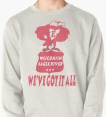 Wisconsin Eagle River Pullover
