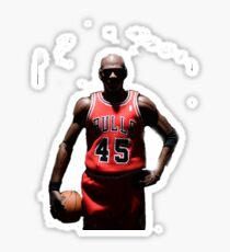 MJ 23 Sticker