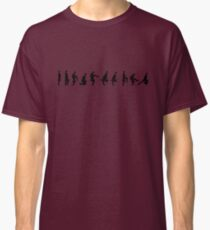 Silly Walks Classic T-Shirt