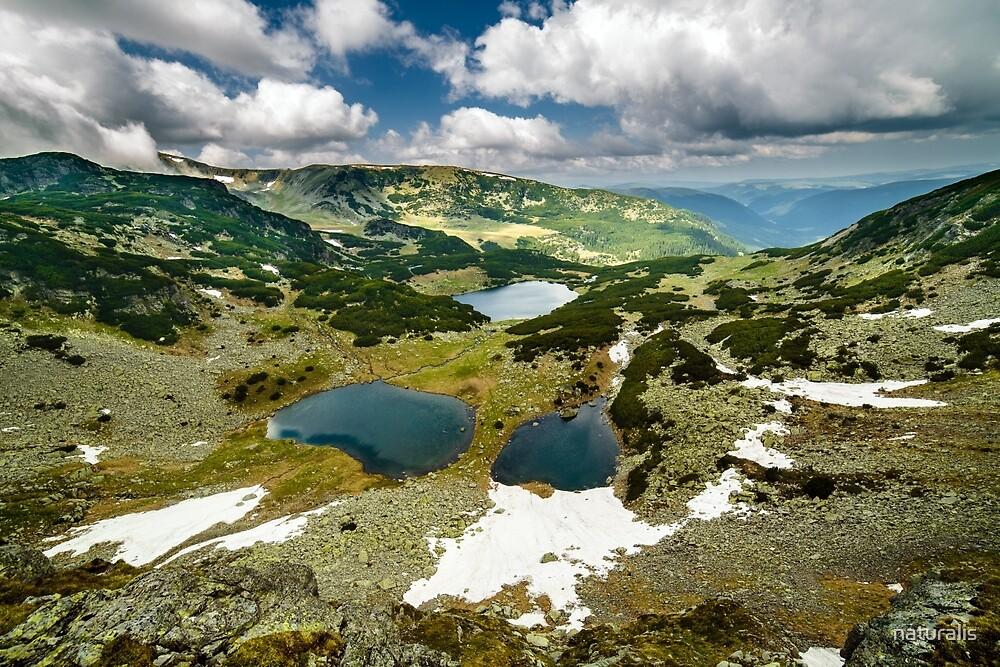 Romanian glacial lakes by naturalis