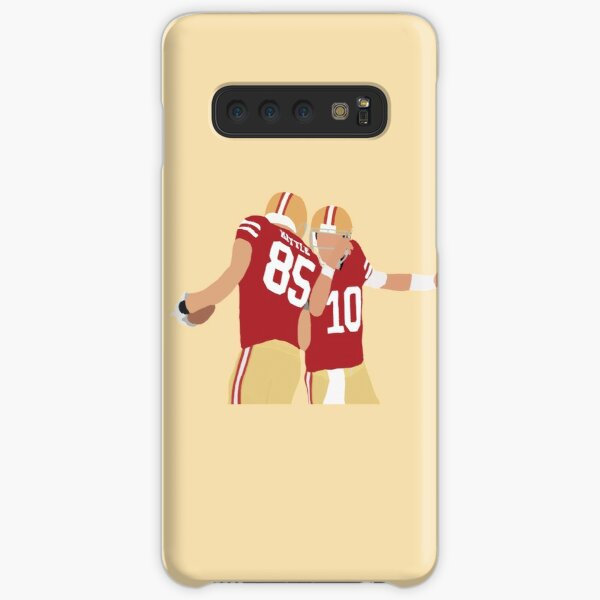 jimmy g y george kittle Funda rígida para Samsung Galaxy