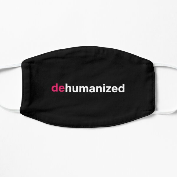 Dehumanized Flat Mask