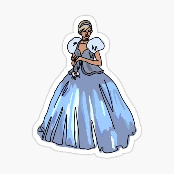 Zendaya 2019 met Gala Sticker