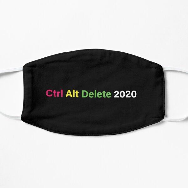Ctrl Alt Delete 2020 Flat Mask