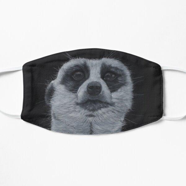 Meerkat Flat Mask