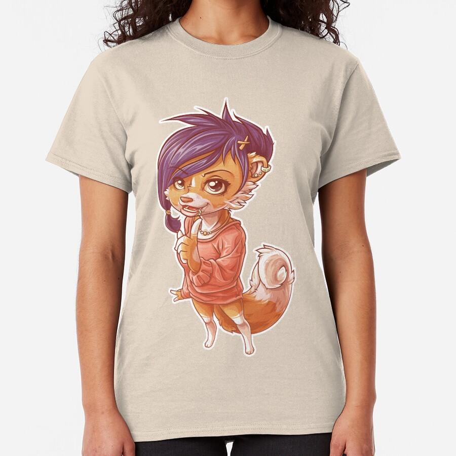 Pretty Cute 3 Classic T-Shirt
