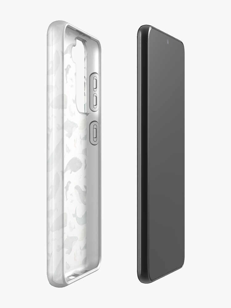 Alternate view of Whale Song Case & Skin for Samsung Galaxy