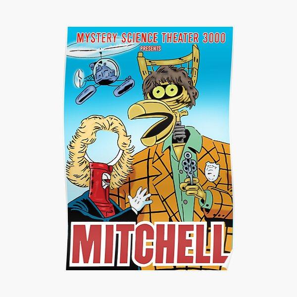 MST3K Mitchell Poster
