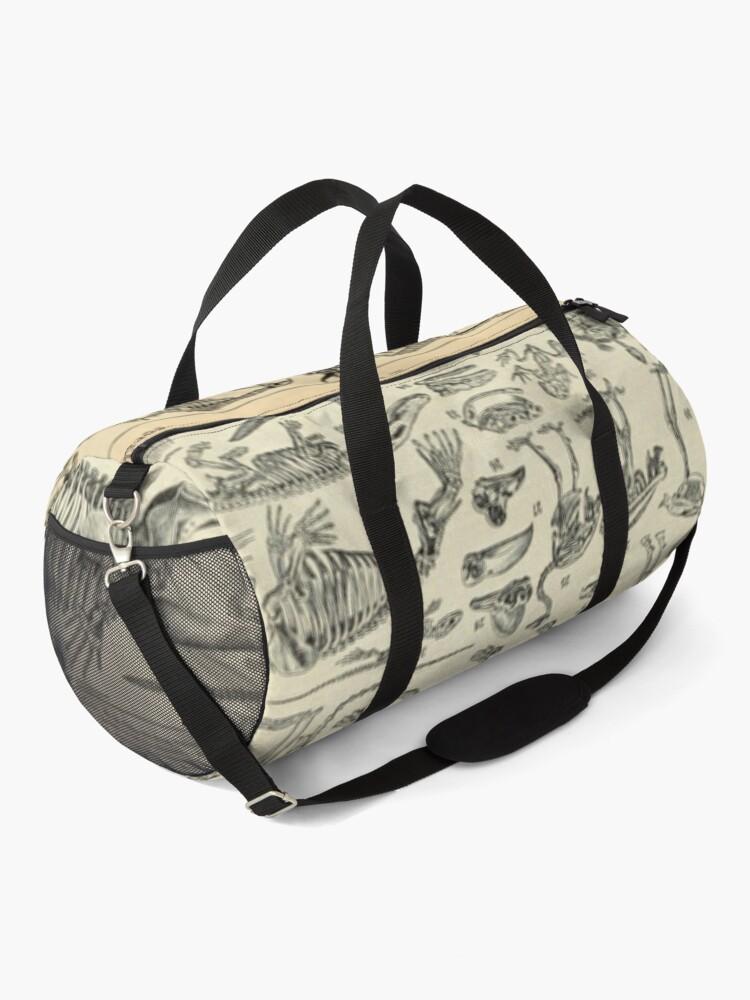 Alternate view of Skeletal Anatomy Duffle Bag