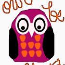 owl be yours by Daniela Reynoso Orozco
