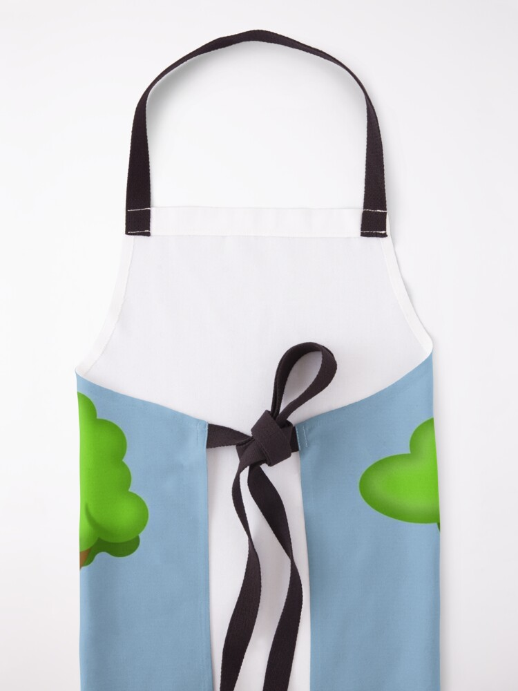 Alternate view of Cute Sloth Hanging From A Tree, Sloth Gift Apron