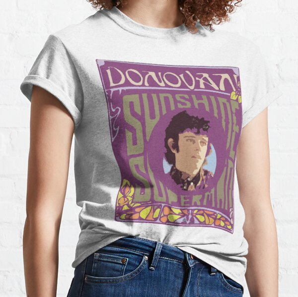 Donovan Sunshine Superman T-shirt classique