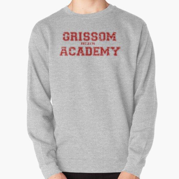 Grissom Academy Pullover Sweatshirt