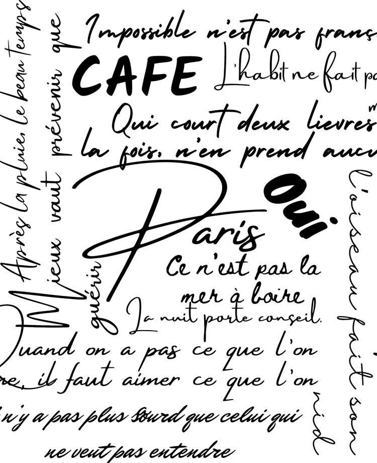 Mit übersetzung sprüche französisch Französische Sprüche: