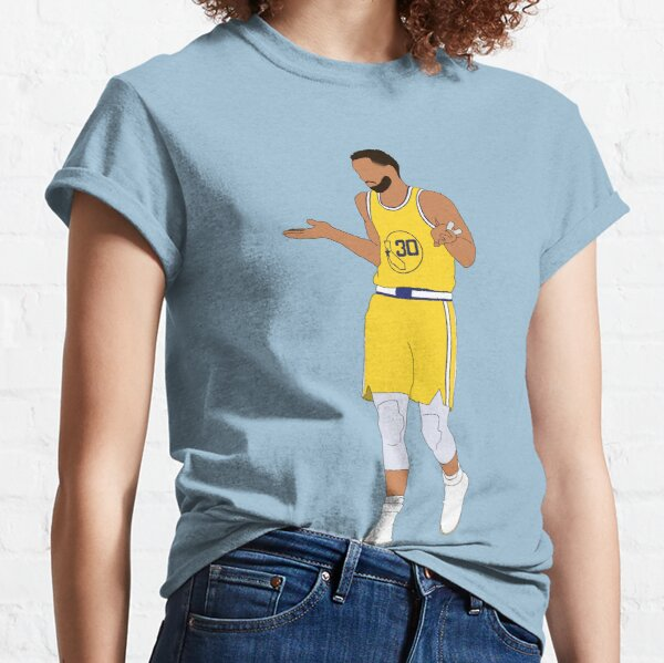 Steph Curry Shrug Classic T-Shirt