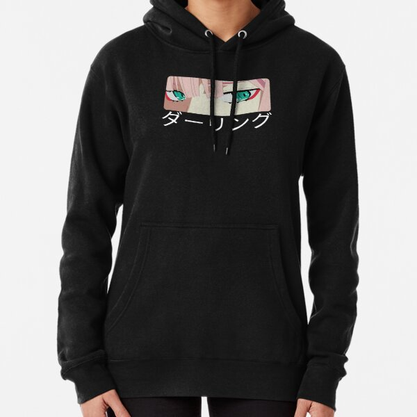 Darling In The Franxx - Zero Two Pullover Hoodie