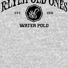 Property of R'lyeh Old Ones Water Polo by M Dean Jones
