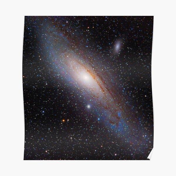 M31 - Andromeda Galaxy Poster