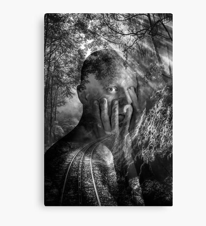 Oh the stories I could tell...... Canvas Print