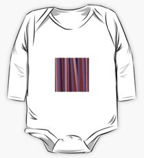 roygbiV (violet) One Piece - Long Sleeve