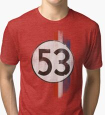 The Number Of The Bug Tri-blend T-Shirt