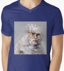 No Title 143 T-Shirt Mens V-Neck T-Shirt