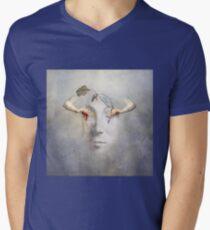 No Title 85 T-Shirt Mens V-Neck T-Shirt