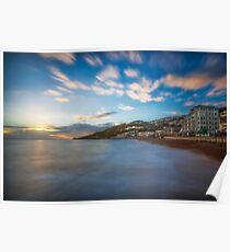 Ventnor Sun Sea and Surf Poster