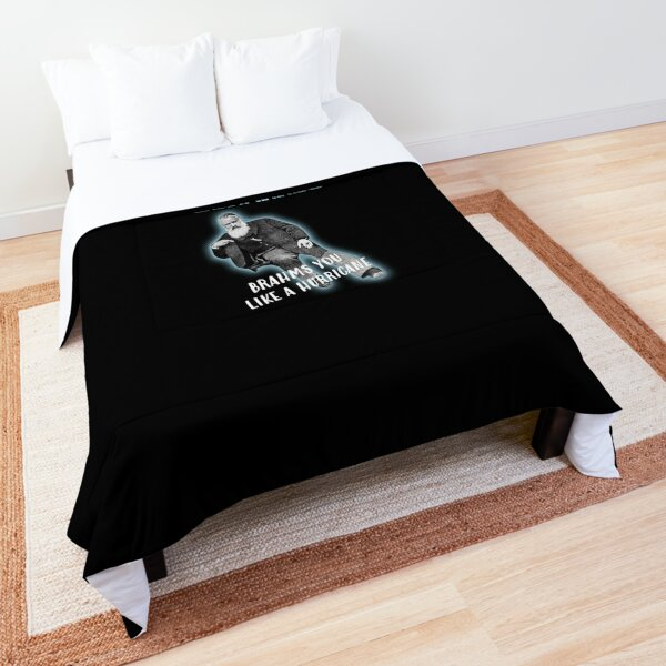 Love at First Brahms! Comforter