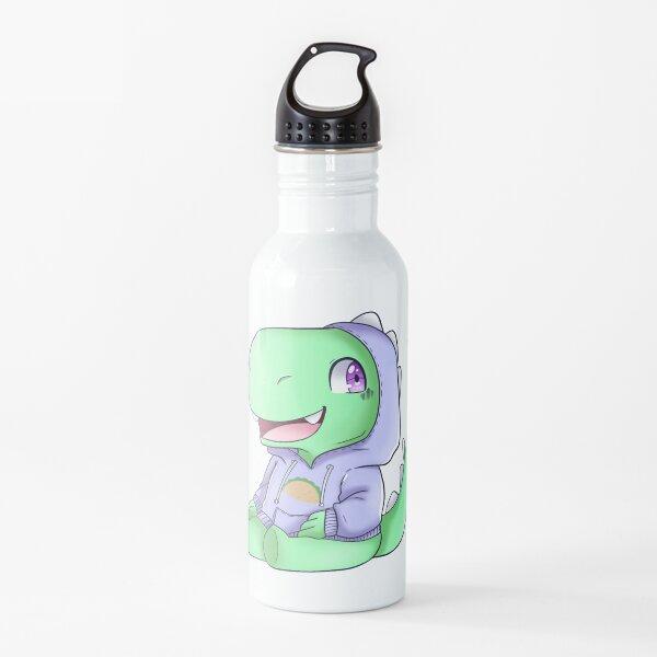 Little Mr.Dinosaur AkA Taco eater! Water Bottle