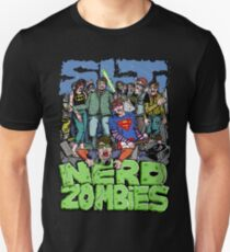 NERD ZOMBIES Unisex T-Shirt