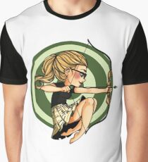 Felicity, where's my bow? Graphic T-Shirt