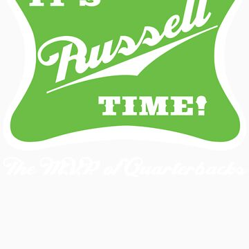 It's Russell Time by FanShirts