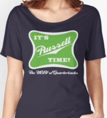 It's Russell Time Women's Relaxed Fit T-Shirt